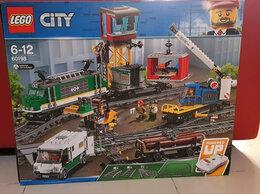 Конструкторы - Лего LEGO City Trains 60198 , 0