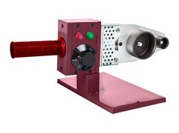 Аппараты для сварки пластиковых труб - Аппарат для сварки труб Extool 20-63 мм 300C, 0