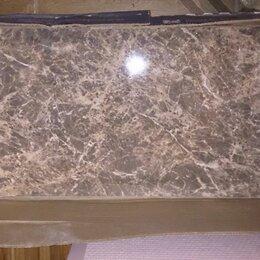 Керамическая плитка - Плитка настенная Мармара Империал коричневая 250х400, 0