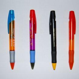 Канцелярские принадлежности - Ручка с прорезиненным грипом, 0