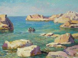 Картины, постеры, гобелены, панно - Крым. Тарханкут, 0