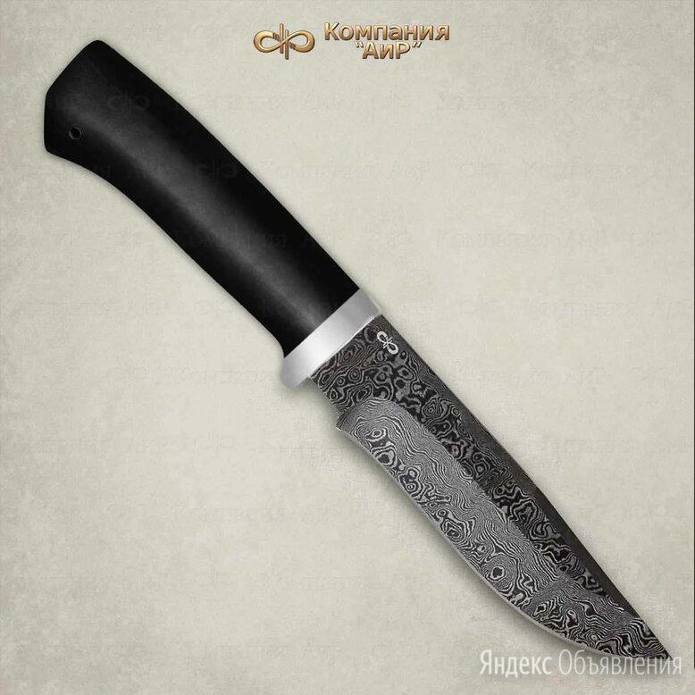 Нож Стрелец Златоуст из дамасской стали ZD-0803 граб по цене 6200₽ - Аксессуары и комплектующие, фото 0