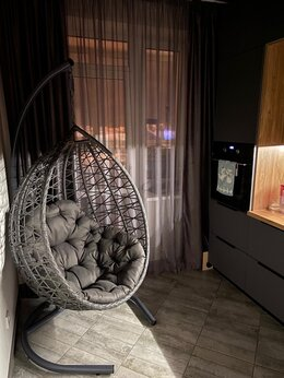 Плетеная мебель - Подвесное кресло, 0