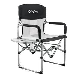 Походная мебель - Кресло складное KING CAMP (cталь) 3824 Portable Director Chair , 0
