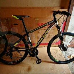 Велосипеды - Новый алюминиевый велосипед, Shimano, 27.5, 0