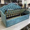 Любой цвет! Диван-кровать Принцесса голубая по цене 42660₽ - Диваны и кушетки, фото 2