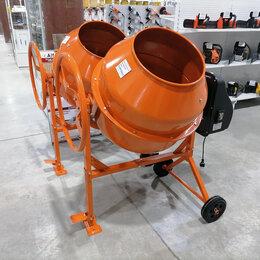 Бетономешалки - Бетономешалка 125 160 180 литров чугунный венец, 0