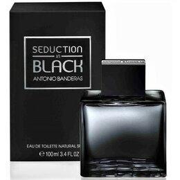Парфюмерия - SEDUCTION IN BLACK ANTONIO BANDERAS 100 ML, 0