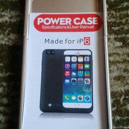 Аккумуляторы - iPhone 6 Внешний аккумулятор батарея чехол 3500 mA, 0