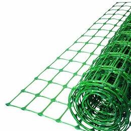 Заборчики, сетки и бордюрные ленты - Сетка пластиковая от компании Мир сетки, 0