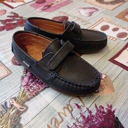 Туфли и мокасины - Мокасины нат кожа, 0