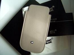 Чехлы - Montblanc чехол песочный iPhone 12 mini 5/5S/SE, 0