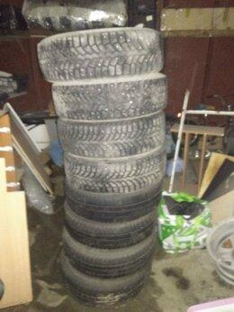 Шины, диски и комплектующие - Шины 15r б. у. 2 комплекта на зиму и лето, 0
