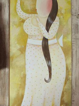 Картины, постеры, гобелены, панно - Феина картина. Где он..., 0