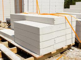 """Строительные блоки - Нестандартный Газобетонный блок """"обрезной слой"""", 0"""