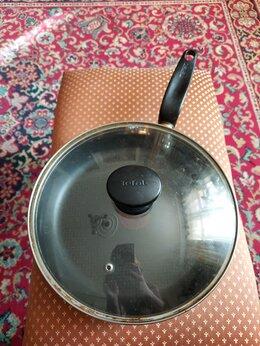 Сковороды и сотейники - Сковорода и крышки Tefal, чайник, другая посуда, 0
