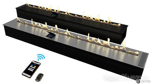 Автоматический биокамин ZeFire Automatic 1800 с ДУ по цене 530000₽ - Камины и печи, фото 0