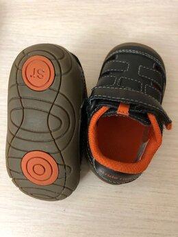 Обувь для малышей - Туфли stride rite р.19.5 новые кожаные, 0