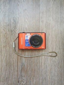 Фотоаппараты - Компактный фотоаппарат Samsung zoom lens 5x, 0
