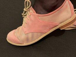 Ботинки - Ботинки женские F-troupe туфли натуральная замша, 0