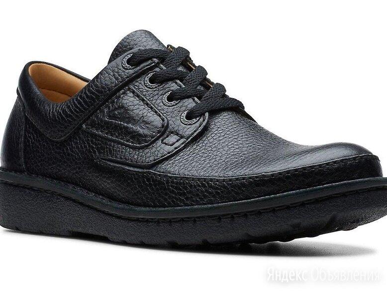 🇬🇧 Clarks active AIR (46 размер) Новые полуботинки по цене 6300₽ - Ботинки, фото 0