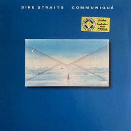 Виниловые пластинки - LP.Dire Straits – Communiqué - 1979, 0