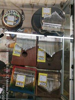 Щипковые инструменты - Калимба, 0