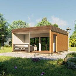 Готовые строения - Модульный дом РУНА, 0