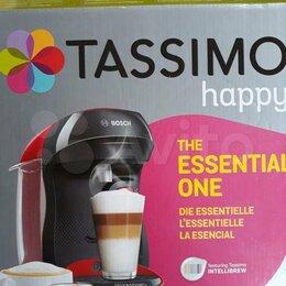 Кофеварки и кофемашины - Кофемашина капсульного типа Bosch TAS 1003, 0
