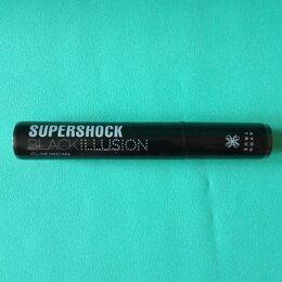 Для глаз - Объемная тушь для ресниц СуперШок. Мерцание. Серебристо-серая/Mesmerized, 0