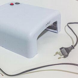 Аппараты для маникюра и педикюра - Лампа для ногтей, маникюра, педикюра ruNail Pro SM-818, 0