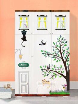 Шкафы, стенки, гарнитуры - Шкаф в детскую (гардероб детский) дизайнерский, 0