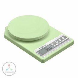 Кухонные весы - Весы кухонные LUMME LU-1343 зеленый нефрит, 0