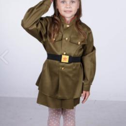 Юбки - Юбка военная детская ВК-92008, 0