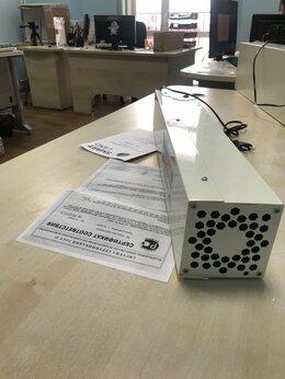 Приборы и аксессуары - Рециркулятор ультрафиолетовый на любую площадь, 0