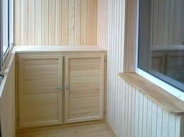 Шкафы, стенки, гарнитуры - Изготовлю мебель на балкон, 0