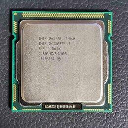 Процессоры (CPU) - Intel Core i7 860 сокет LGA1156 LGA 1156 P55 H55, 0