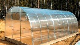 Теплицы и каркасы - Теплица 3х4 метра с поликарбонатом, 0