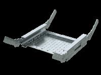 Кабеленесущие системы - ДКС USF025 Угол для листового лотка вертик.…, 0