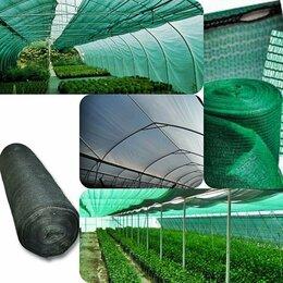 Тенты строительные - Сетка затеняющая, притенение, защита от солнца, 0