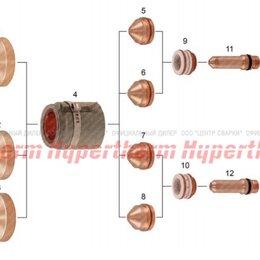 Плазменная резка - 220578 Hypertherm Защитный колпачок  IHS tab Air/O2, 0
