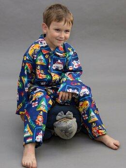 Домашняя одежда - Пижамы для мальчика, 0