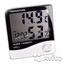 Метеостанции, термометры, барометры - Термометр гигрометр нтс-1, 0