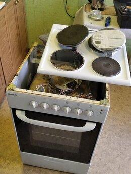 Ремонт и монтаж товаров - ремонт электрических плит. духовок.…, 0