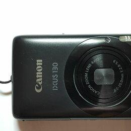 Фотоаппараты - Фотоаппарат цифровой Canon IXUS 130, 14.1 Mpx, б/у, идеальное состояние, 0