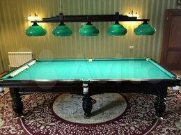 Столы - Бильярдный стол Магнат Люкс 10 ф (комплект), 0