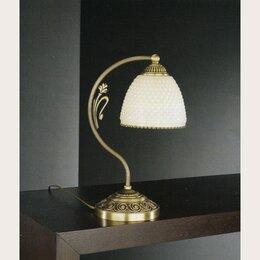 Настольные лампы и светильники - Настольная лампа Reccagni Angelo P 7005 P, 0