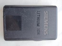 Аккумуляторы - Аккумулятор для сотовых Siemens, 0