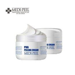 Скрабы и пилинги - Ночной обновляющий пилинг-крем с PHA-кислотами MEDI-PEEL PHA Peeling Cream, 0