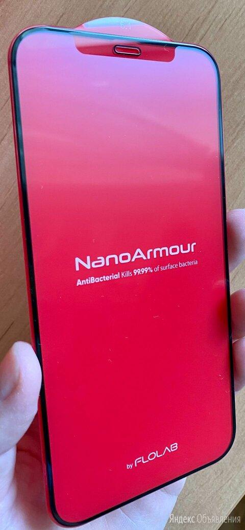 Новое защитное стекло FLOLAB (US) на iPhone 12Pro. Матовое по цене 1830₽ - Защитные пленки и стекла, фото 0